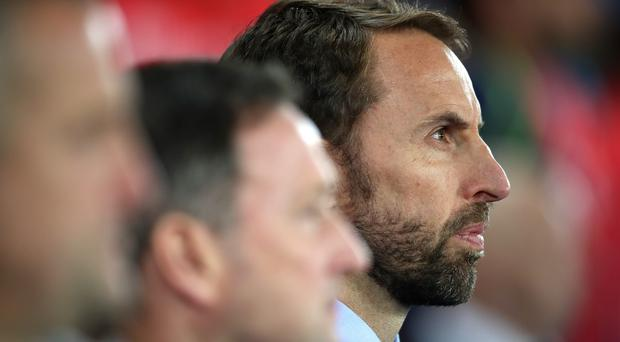 Engalnd manager Gareth Southgate was pleased with the performance against Switzerland (Nick Potts/PA)