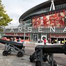 There has been plenty of change at the Emirates Stadium in the past year. (Phil Cole/PA)