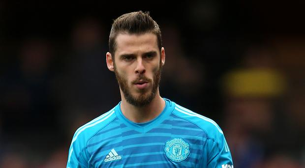 0c70039b2 ... reluctant to sign new Manchester United deal  report. David De Gea