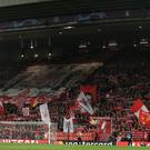 Anfield produced another brilliant European night (Peter Byrne/PA).