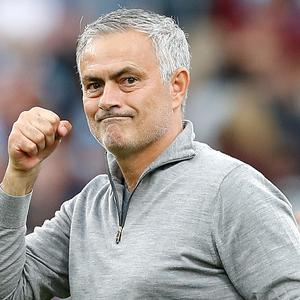 Jose Mourinho praised his players for their performance against Young Boys (Martin Rickett/PA)