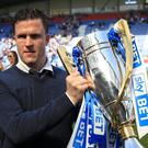 Gary Caldwell won the League One title with Wigan (Nigel French/PA)