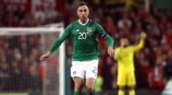 Republic of Ireland defender Richard Keogh has backed under-pressure manager Martin O'Neill (Niall Carson/PA)