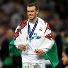 Wales forward Gareth Bale has been carrying a groin problem (Mike Egerton/PA)