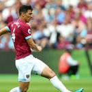 Fabian Balbuena has formed a solid partnership with Issa Diop (Nigel French/PA)