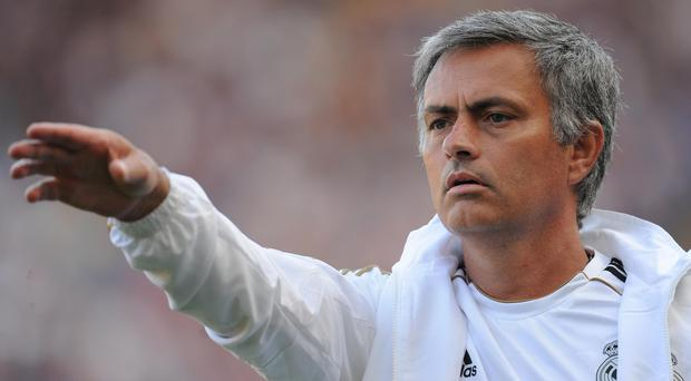 Mourinho previously managed Real and has been linked with a return (PA)