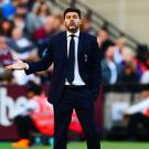 Tottenham manager Mauricio Pochettino is in need of a Champions League win (Victoria Jones/PA)