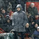 Jose Mourinho walked to Old Trafford for the Juventus match to beat the traffic (Martin Rickett/PA).