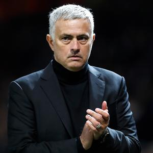 Jose Mourinho praised Juventus after their victory at Old Trafford (Martin Rickett/PA)