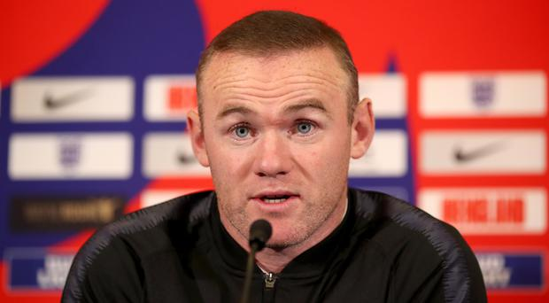 Wayne Rooney will make his last England appearance on Thursday (Nick Potts/PA)