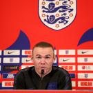 Wayne Rooney hopes other players will get the same chance to be honoured when their England careers come to an end (Nick Potts/PA)