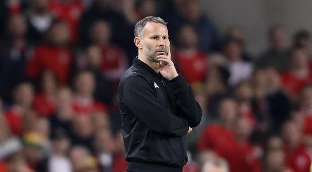 Wales manager Ryan Giggs has a huge night in the Nations League ahead of him (Niall Carson/PA)
