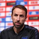 England manager Gareth Southgate said Wayne Rooney gave a really nice speech at the end of the game (Nick Potts/PA)