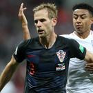 England welcome World Cup semi-final opponents Croatia to Wembley on Sunday (Owen Humphreys/PA)