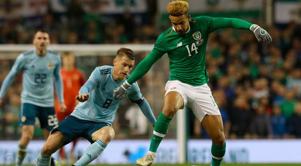 Northern Ireland and the Republic of Ireland could meet at Windsor Park in a winner-takes-all Euro 2020 qualifier