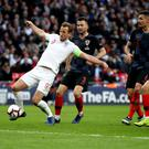 Harry Kane's goal sent England to the Nations League finals (Nick Potts/PA)