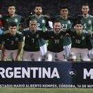 Mexico get another shot at Argentina on Tuesday (Nicolas Aguilera/AP)