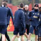 Manchester United will play Leeds in a pre-season game in Australia (Martin Rickett/PA)