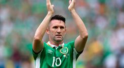 End of an era: Robbie Keane has hung up his boots for good