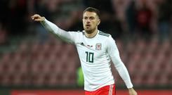 Aaron Ramsey's future could be decided soon, reports suggest (Adam Davy/PA)