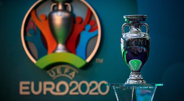 The Euro 2020 qualifying draw will take place this weekend (John Walton/PA)
