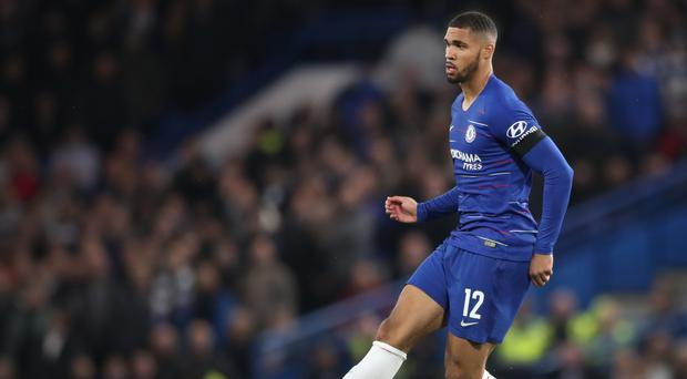Chelsea's Ruben Loftus-Cheek is wanted on loan (Nick Potts/PA)