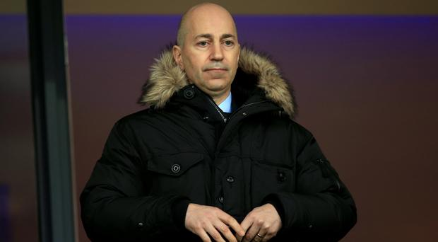 Ivan Gazidis has promised to bring winning ways back to AC Milan (Mike Egerton/PA)