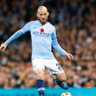 David Silva will miss Manchester City's clash with Hoffenheim (Martin Rickett/PA)
