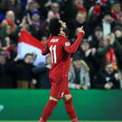 Mohamed Salah's goal was all that was needed (Peter Byrne/PA)
