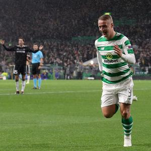 Leigh Griffiths is taking an indefinite break from football to deal with what are believed to be gambling issues. (Andrew Milligan/PA)
