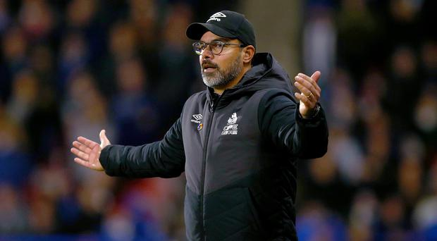 Huddersfield manager David Wagner has a number of players missing through injury ahead of the visit of Newcastle. (Dave Thompson/PA)