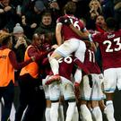 West Ham have won their last three matches (Yui Mok/PA)