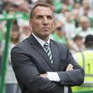Celtic manager Brendan Rodgers would have wanted to land an easier tie (Jeff Holmes/PA)