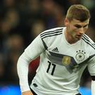 Bayern Munich are attempting to downplay interest in signing RB Leipzig's Timo Werner (Mike Egerton/PA)
