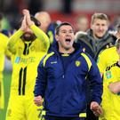 Burton manager Nigel Clough has guided the club to the Carabao Cup semi-finals (Owen Humphreys/PA)