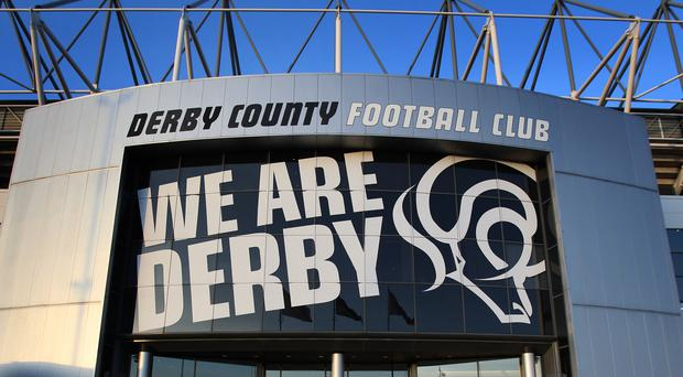 Derby have claimed the individual removed from their training ground was a member of staff at Leeds (Nick Potts/PA)
