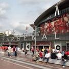 Arsenal have given a smaller allocation to Manchester United for their upcoming FA Cup tie at the Emirates Stadium (Phil Cole/PA)