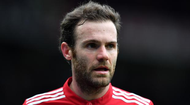 Manchester United's Juan Mata has a number of suitors (Anthony Devlin/PA)