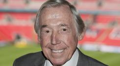 Gordon Banks has died at the age of 81 (Anthony Devlin/PA)