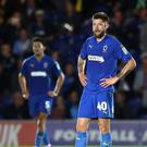 Anthony Wordsworth has played in every round of AFC Wimbledon's FA Cup run (Andrew Matthews/PA)