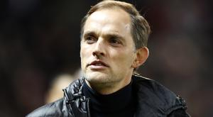 Thomas Tuchel's Paris St Germain side travel to St Etienne on Sunday (Martin Rickett/PA)