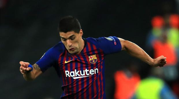 Barcelona signed Luis Suarez after delaying sanctions in appealing against a transfer ban (Mike Egerton/PA)
