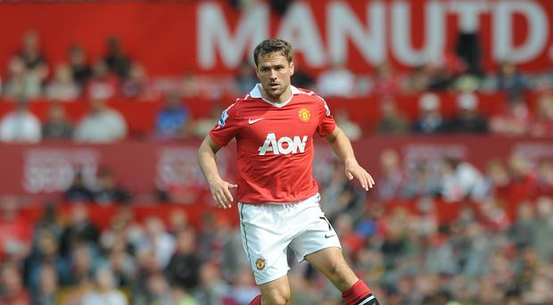 Michael Owen was the last player to turn out for both Liverpool and Manchester United (Anna Gowthorpe/PA)