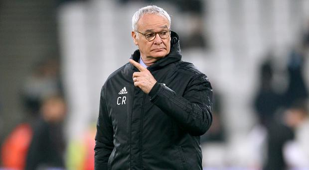 Claudio Ranieri admits his side have entered miracle territory (Nigel French/PA)