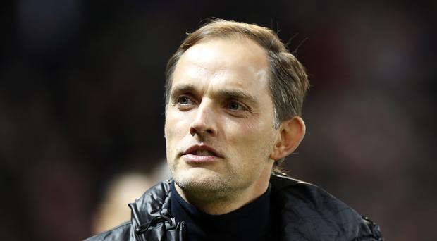 Paris St Germain boss Thomas Tuchel was pleased to be able to head into the match with Manchester United on the back of a win (Martin Rickett/PA)