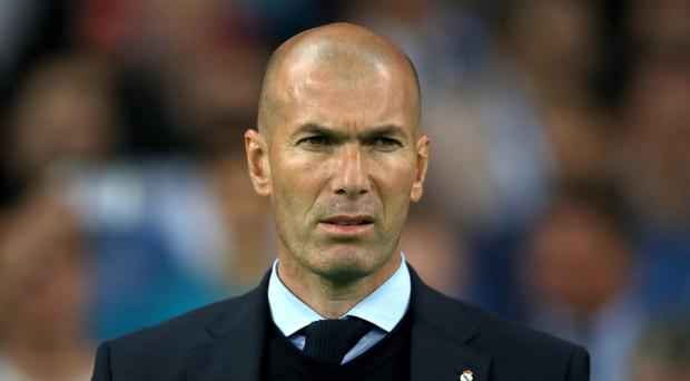 21775715881d Real Madrid are set to announce sensational return for Zinedine ...