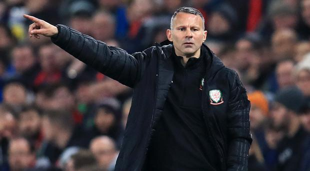 Manager Ryan Giggs is determined to win over his Wales doubters during the 2020 European Championship qualifiers (Mike Egerton/PA)