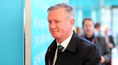 """Michael O'Neill has told his players it is """"essential"""" they get off to a winning start in Euro 2020 qualifying (Brian Lawless/PA)"""