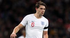 James Tarkowski has been capped twice by England under Gareth Southgate (Adam Davy/PA)