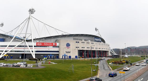 Bolton have been given a stay of execution in order to complete a takeover deal (Dave Howarth/PA)